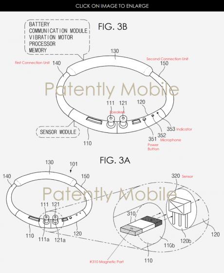 Collana Smart Samsung