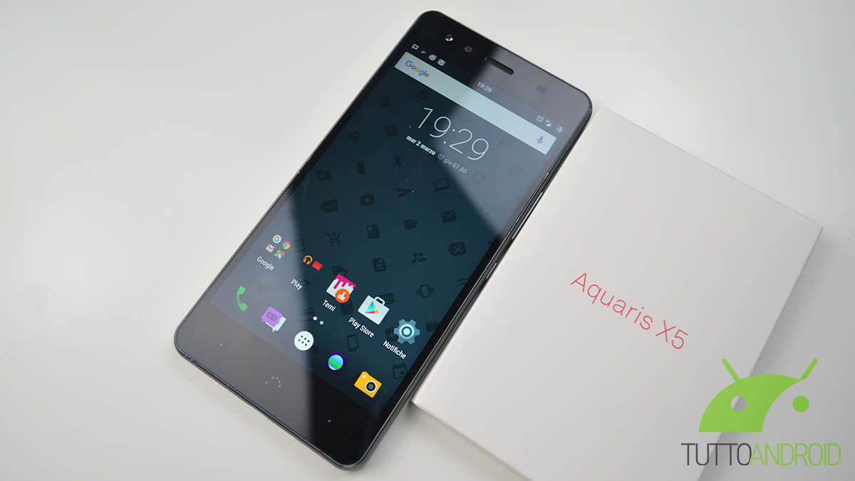CyanogenMod 13 arriva in versione nightly su HTC One M7 e BQ Aquaris X5