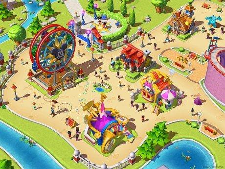 Disney Magic Kingdom Android Game 2