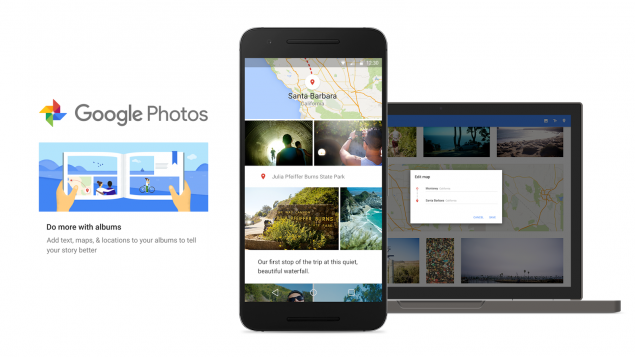 Google Foto Album Intelligenti