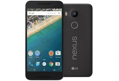LG NEXUS5 BLACK 5