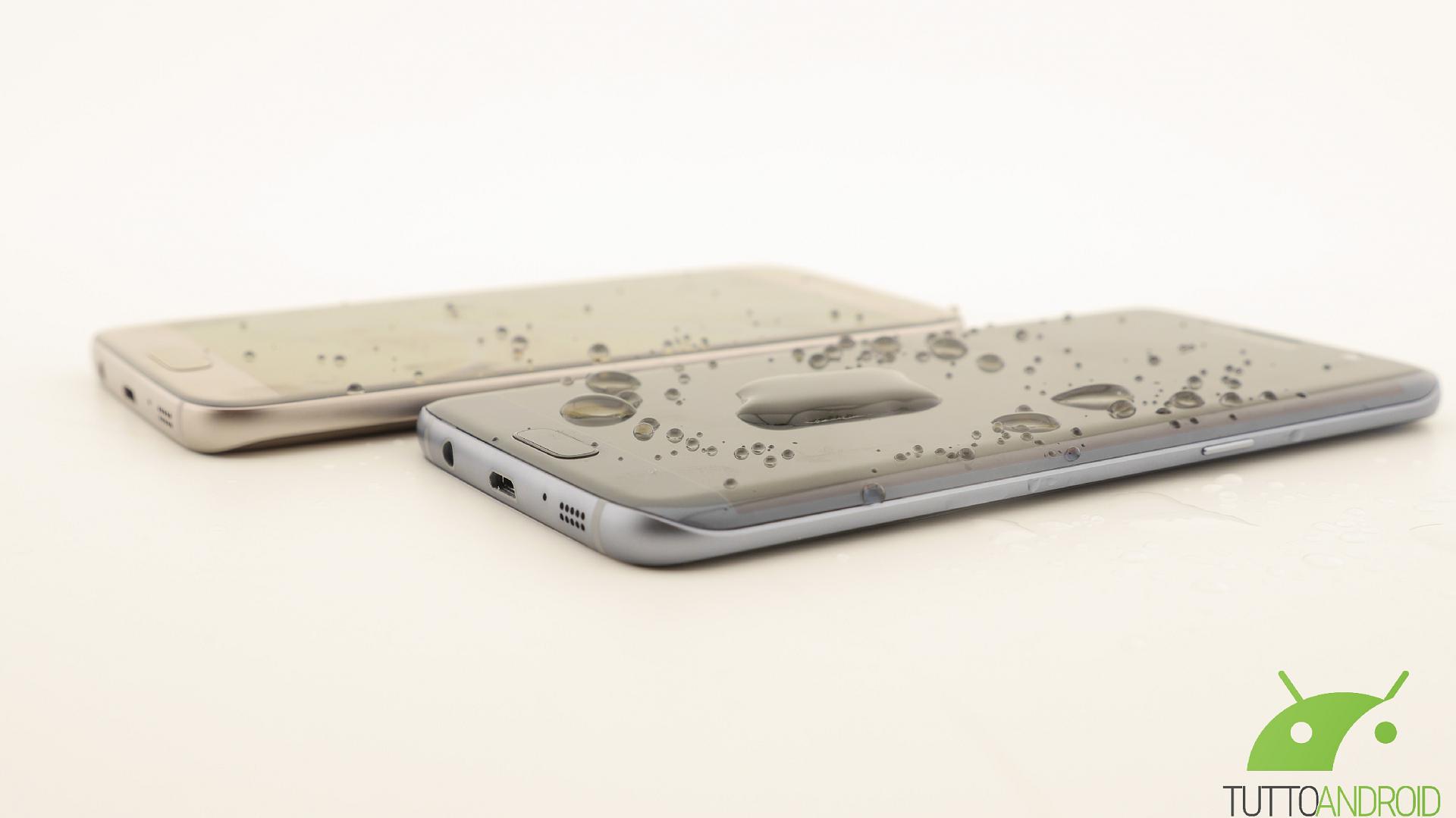 Galaxy S7 e S7 Edge a 499 e 549 euro da Unieuro, anche in Silver e Rosa