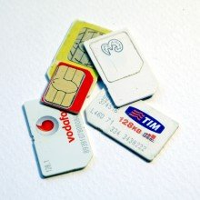 SIM cards TuttoAndroid