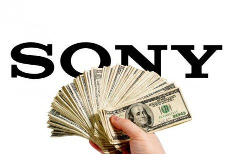 Sony Logo Cash
