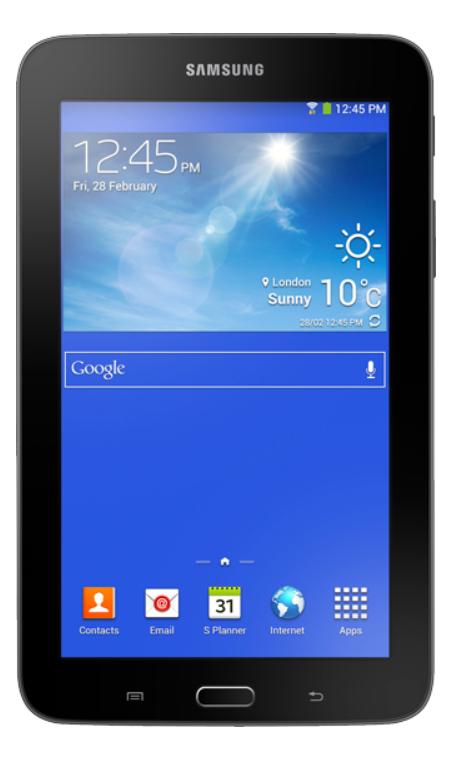 The original Samsung Galaxy Tab 3 Lite