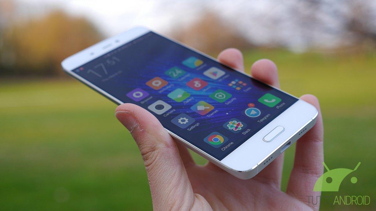 CyanogenMod 13 ufficiale per Xiaomi Mi 5 disponibile al download