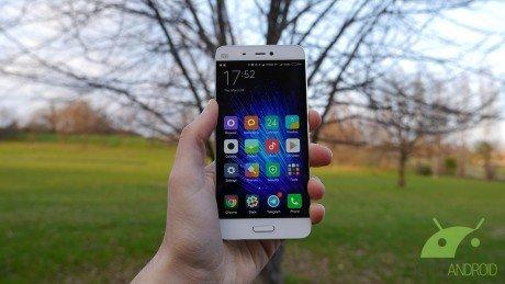 Xiaomi Mi 5 dà il benvenuto al Face Unlock