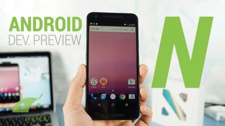 Android n dev preview