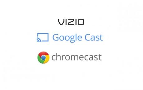 Chromecast google cast vizio