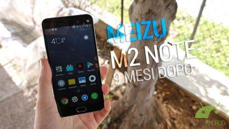 meizu m2 note copertina