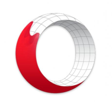 Opera beta logo