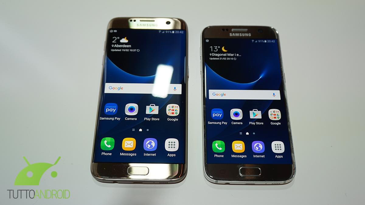 Samsung rilascia le patch di sicurezza di settembre per Galaxy S7 e S7 edge un Europa