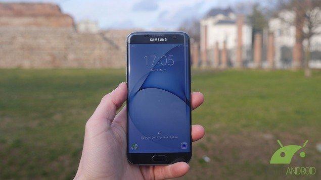 Disponibili Al Download Gli Sfondi Di Samsung Galaxy S7 E Galaxy S7