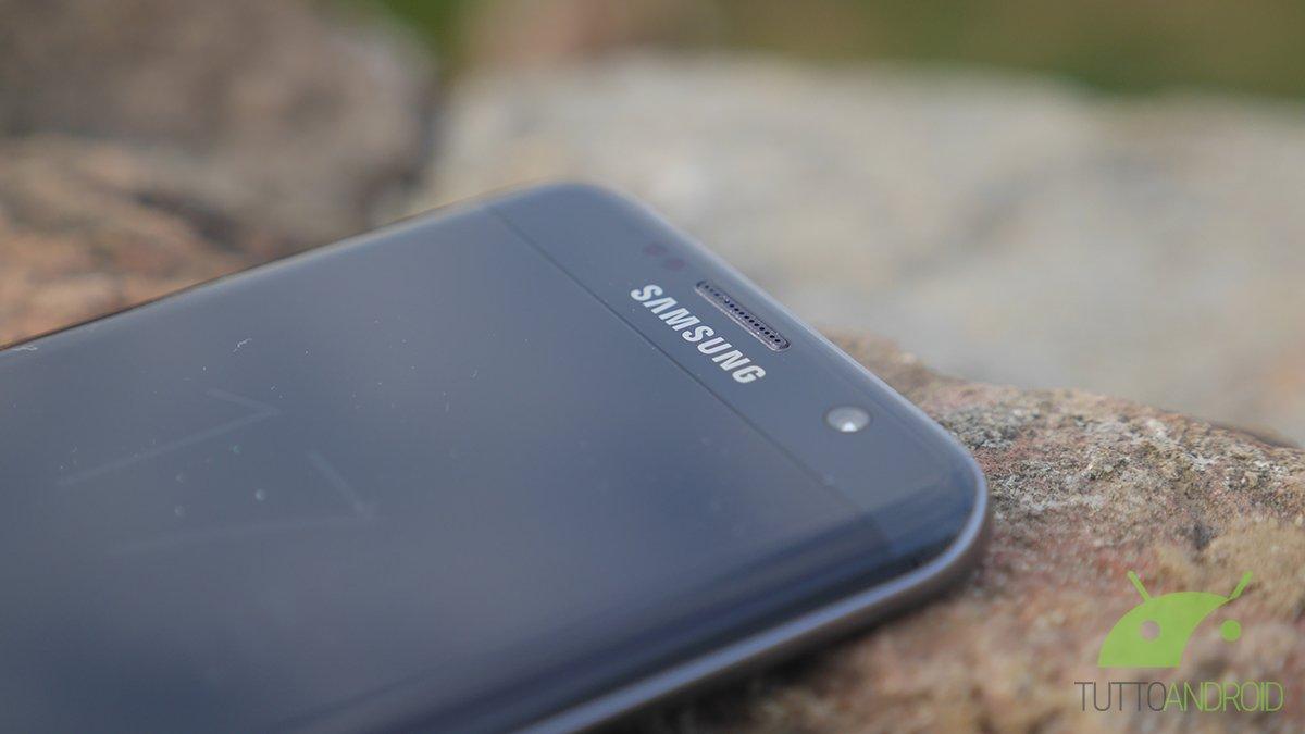 Samsung aggiorna Galaxy S7, Galaxy S7 Edge e Galaxy Note Edge in Italia