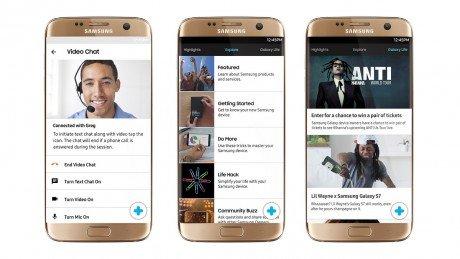 Samsung plus update cropped