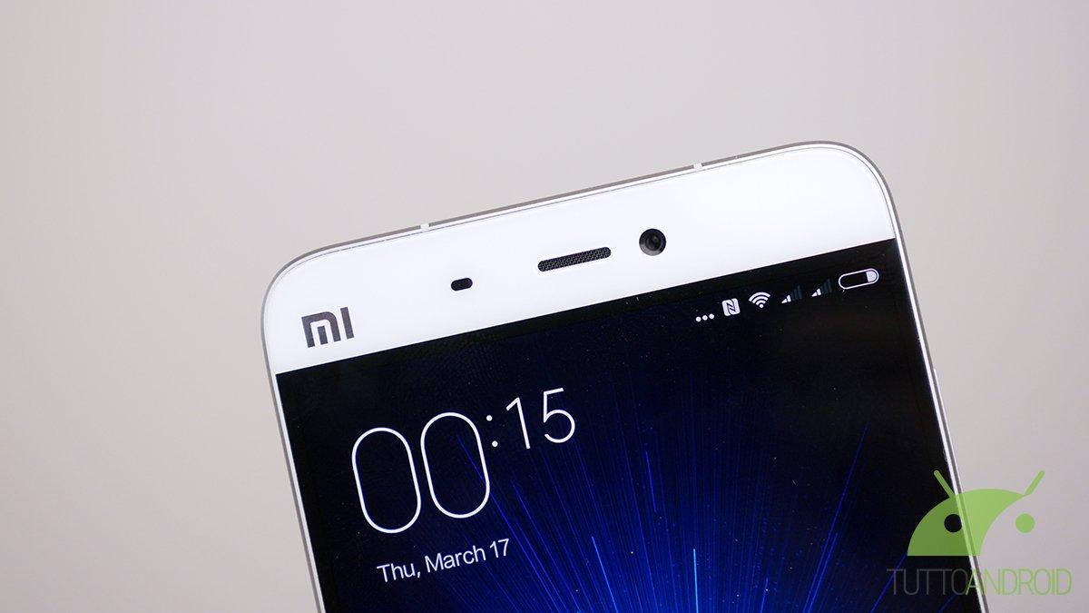 Xiaomi Mi 5S: le specifiche emerse parlano di 6 GB di RAM, SoC Snapdragon 821 e batteria da 3490 mAh