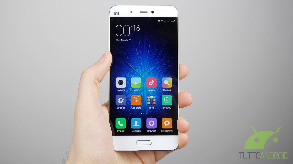 Xiaomi Mi 5s appare in una presunta immagine reale (foto)