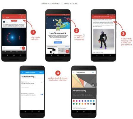 Google Plus 7.7.0
