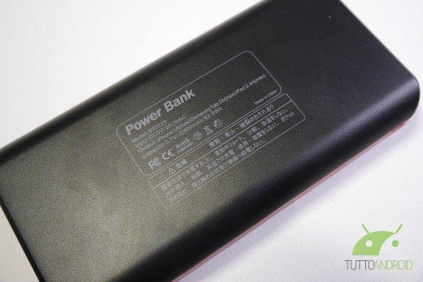 EC Technology Powerbank 22400 2