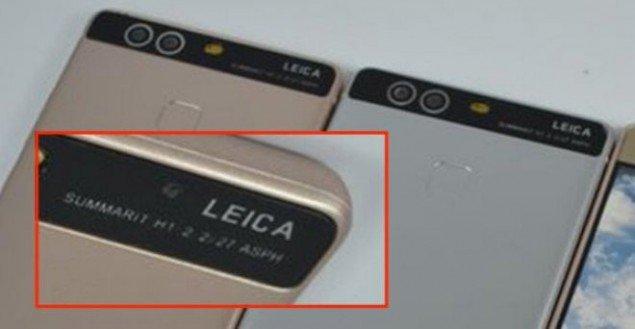 Huawei P9 Lenti Leica
