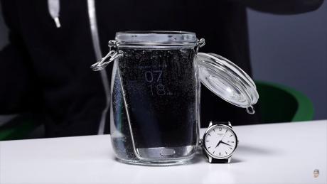 Galaxy S7 Acqua 16 ore