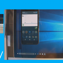 Windows 10 Notifiche Android