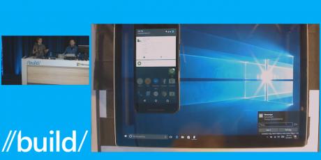 Windows 10 Notifiche Android