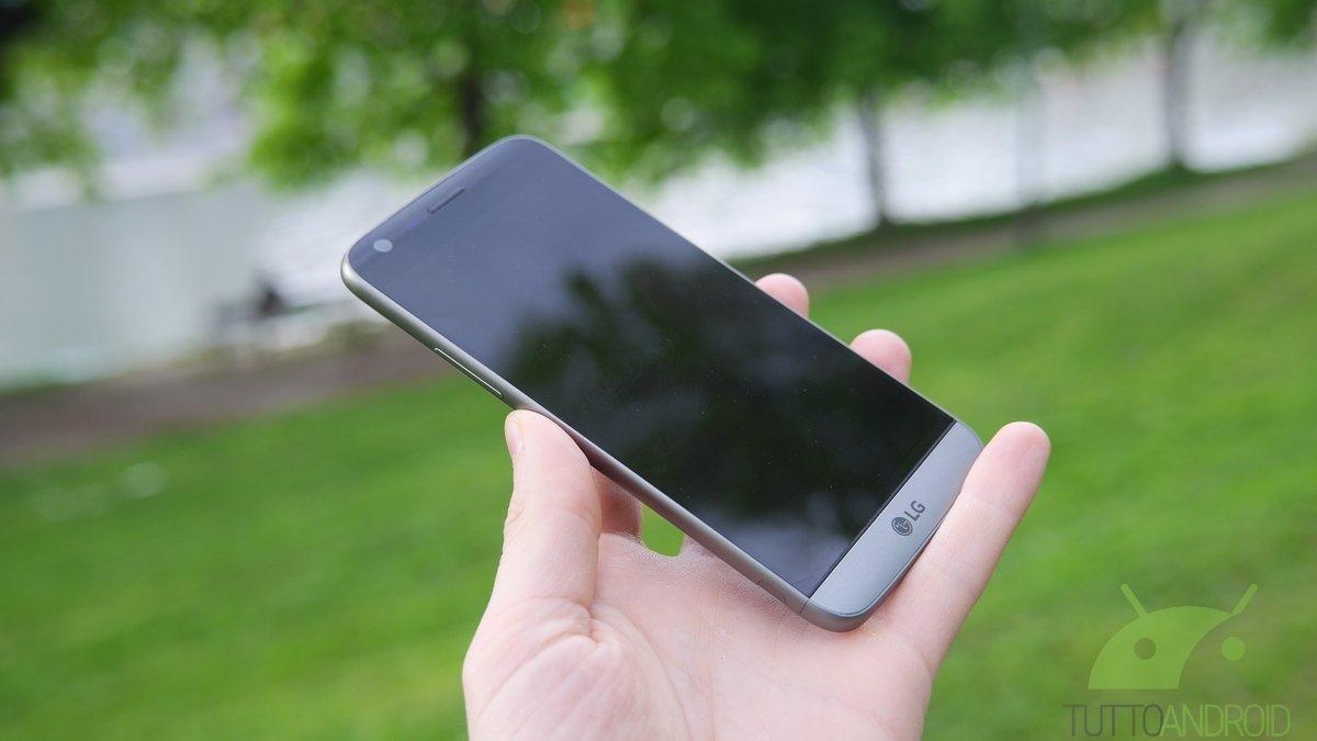 LG G5 potrebbe aggiornarsi ad Android 7.0 Nougat fra qualche settimana