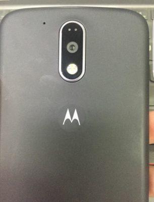 caméra G4 Moto
