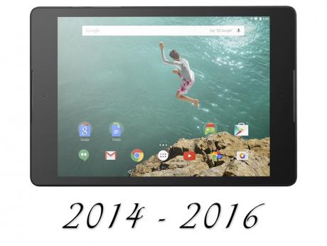 Nexus 9 scompare da Google Store e1461785220382