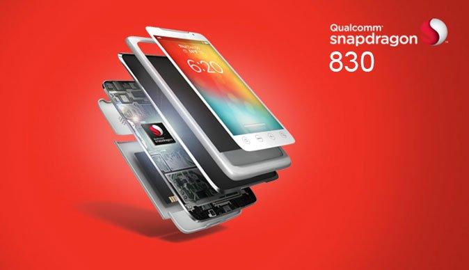 Qualcomm Snapdragon 830: prime informazioni sulle caratteristiche tecniche