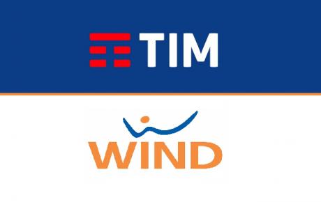 TIM wind logo