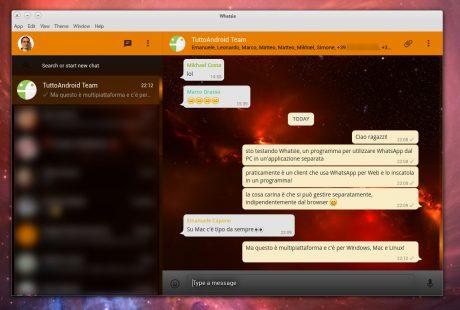 Whatsie WhatsApp PC 6