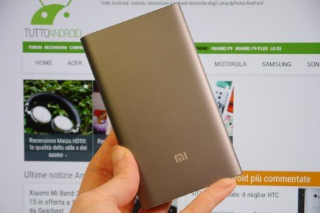Xiaomi Power Bank Pro 1