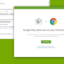 app android play store chrome os