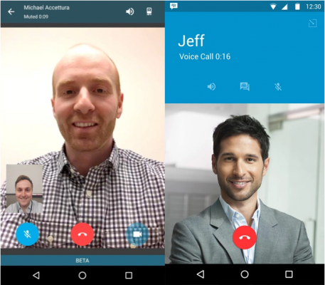BBM Video Android