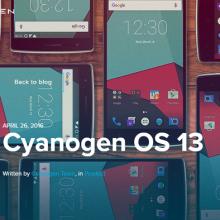 cyanogen os 13b
