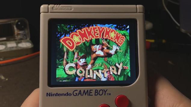 Fan del Nintendo Game Boy? Eccone la versione...aggiornata