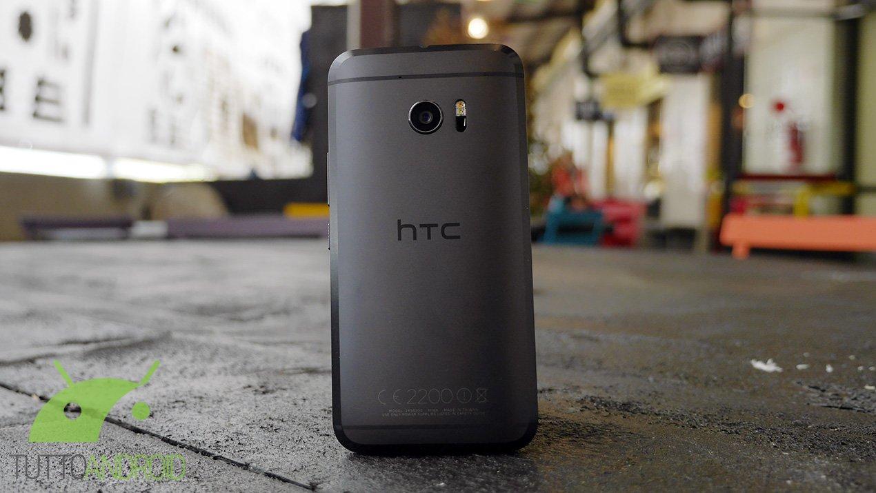 HTC 10 non dispone della messa a fuoco a riconoscimento di fase