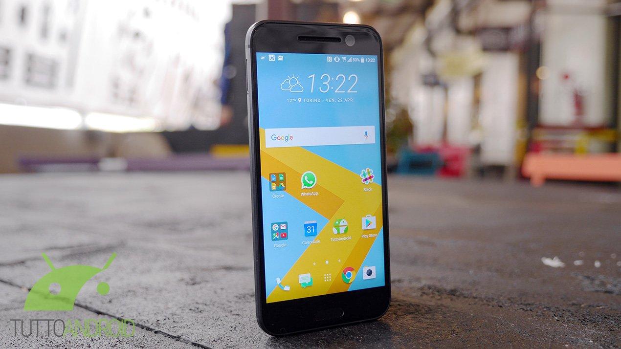 Android 7.0 Nougat potrebbe essere in fase di test su HTC 10