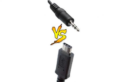 Jack vs USB type c