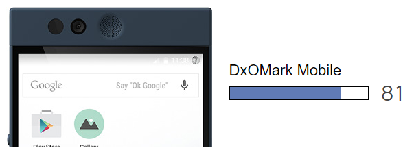 nextbit robin dxomark