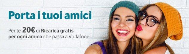 Porta i tuoi amici di vodafone scade il 4 maggio e con - Vodafone porta amico ...