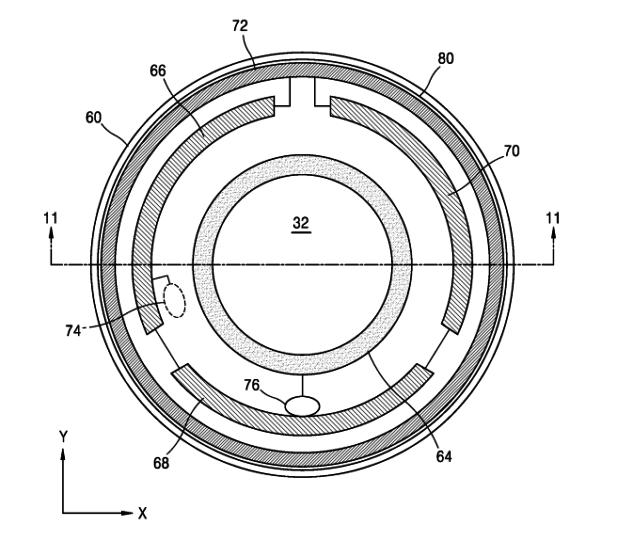 Samsung brevetta lenti a contatto smart, con fotocamera