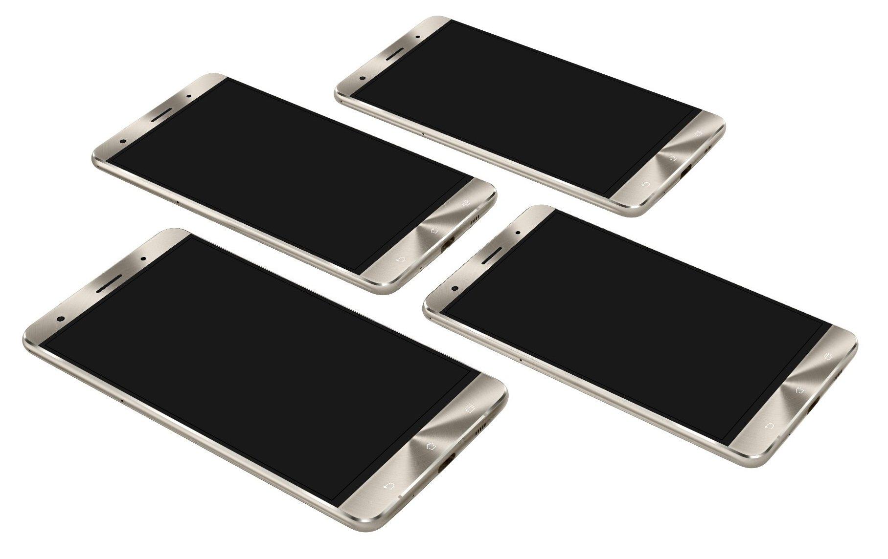 Asus ZenFone 3 Deluxe presentato ufficialmente
