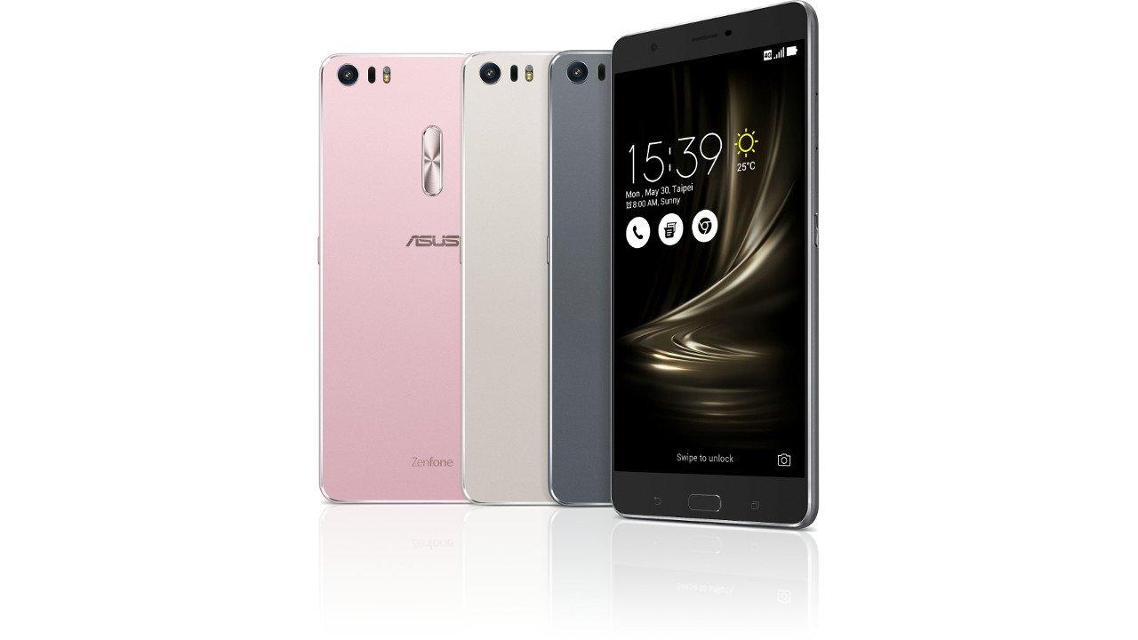 Asus presenta la nuova linea di smartphone ZenFone 3