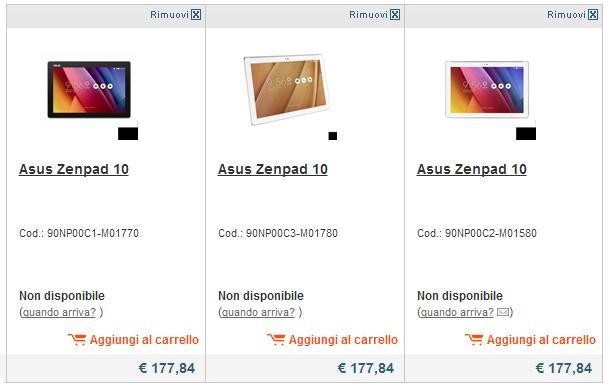 ASUS ZenPad 10 a