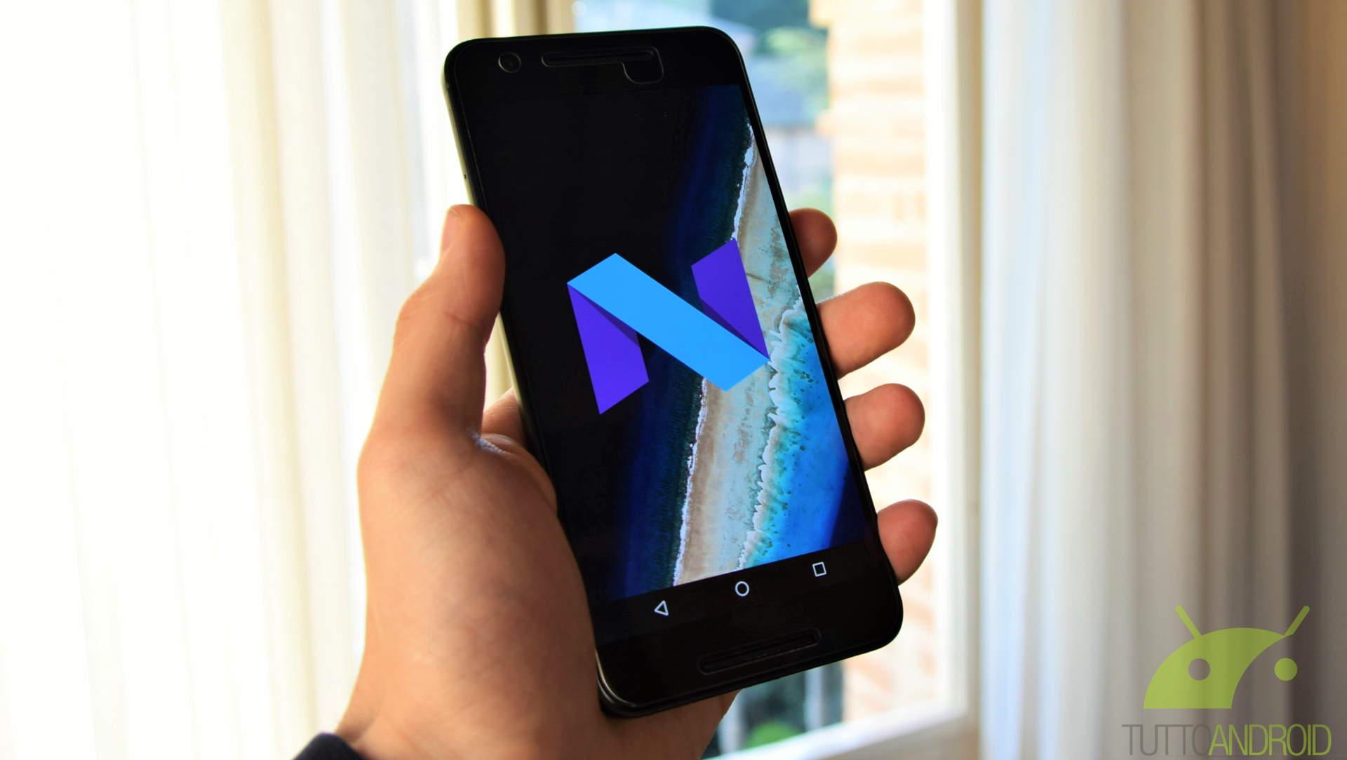 Android 7.0 Nougat si traduce anche in maggiore sicurezza grazie a numerosi accorgimenti