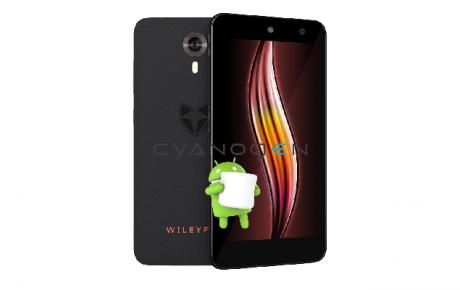 Cyanogen OS 13 Wileyfox Swift