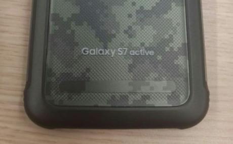 Galaxy S7 Active copertina